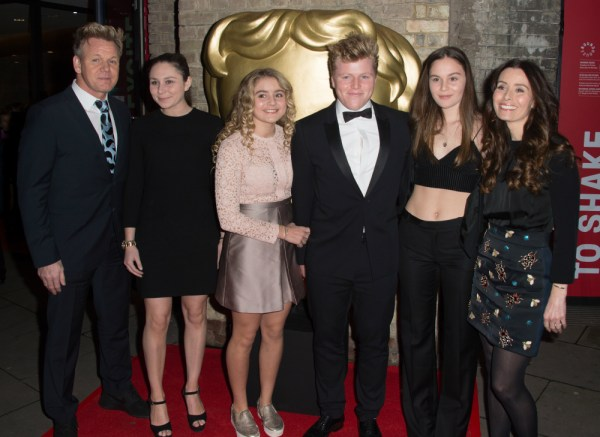 Gordon Ramsay non sta affidando la sua ricchezza ai suoi bambini: ` potrebbe rovinarle