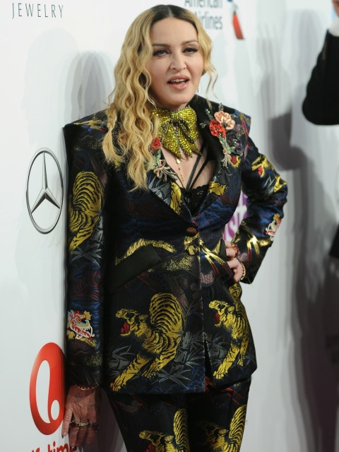 Madonna ha gettato una certa tonalità a controversia dellannuncio di Kendall Jenner di Pepsi