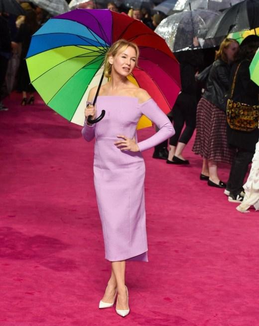 """Renee Zellweger arriva alla premiere europea di """"Judy"""""""