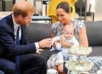 Il principe Harry e Meghan Markle continuano la loro visita in Africa