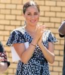 Il duca e la duchessa del Sussex in tournée reale in Sudafrica