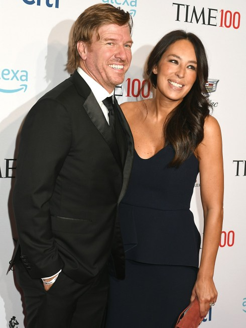 Chip Gaines e moglie Joanna Gaines