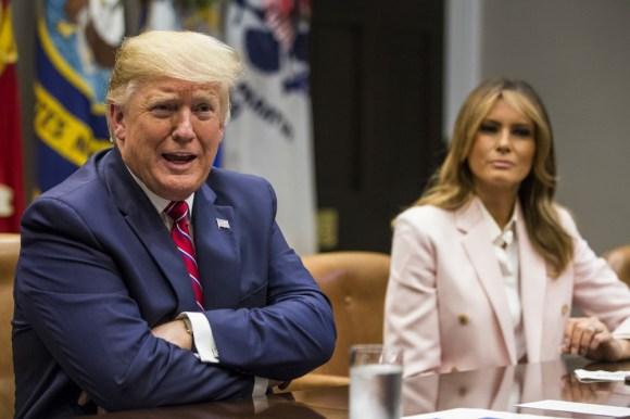 Trump Opioid Round Table