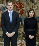 I reali spagnoli partecipano alla consegna dei National Research Awards 2019