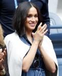 Meghan, duchessa del Sussex agli US Open Tennis