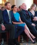 Il principe Harry e Meghan Markle partecipano agli Endeavor Fund Awards