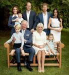 Sua Altezza Reale il Principe di Galles Ritratto di famiglia di compleanno