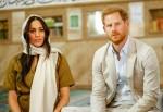 Meghan Markle e il principe Harry visitano la moschea Auwal a Cape Town