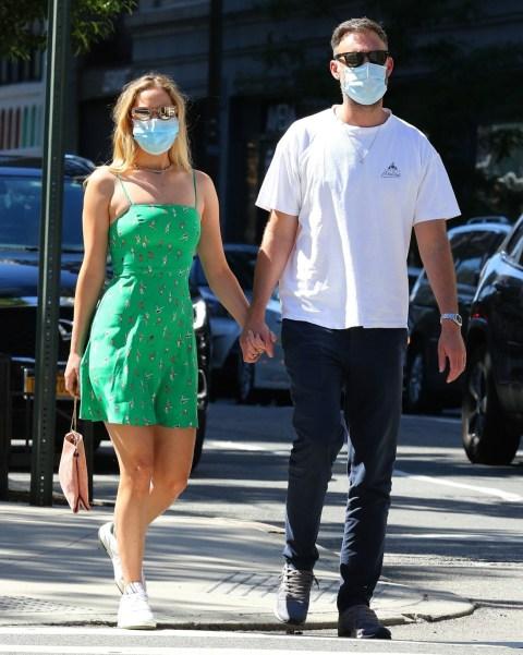Jennifer Lawrence e il marito Cooke Maroney escono a pranzo a New York