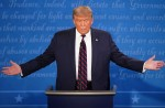 Il presidente Trump e Joe Biden si incontrano nel primo dibattito presidenziale