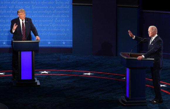 Trump e Biden si incontrano nel primo dibattito presidenziale