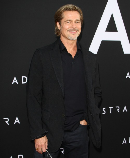 """Brad Pitt assiste alla prima di """"Ad Astra"""" a Los Angeles"""