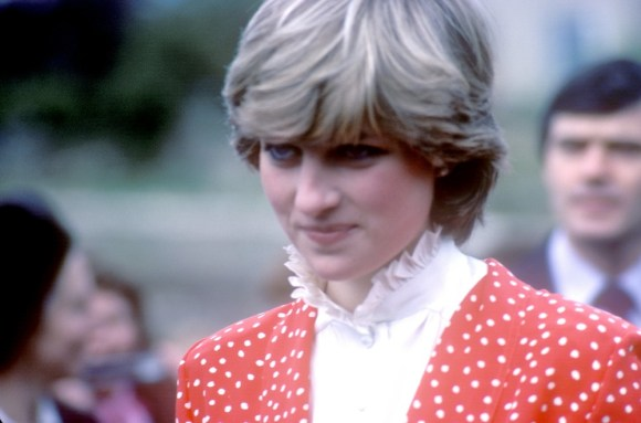 Lady Diana Spencer, la futura principessa del Galles