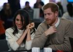 Il principe Harry e Meghan Markle partecipano a un evento al Millennium Point per celebrare la Giornata internazionale della donna a Birmingham l'8 marzo 2018