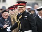 Il Duca e la Duchessa di Sussex partecipano al 91 ° Campo della Rimembranza all'Abbazia di Westminster, incontrando i veterani
