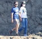 Shia LaBeouf e Margaret Qualley si godono una romantica escursione sulle colline di Hollywood