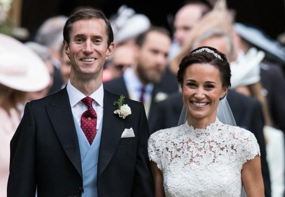 Il matrimonio di Pippa Middleton e James Matthews