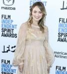 Olivia Wilde arriva ai Film Independent Spirit Awards 2020