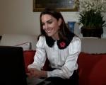 La Duchessa di Cambridge celebra la Settimana della Memoria