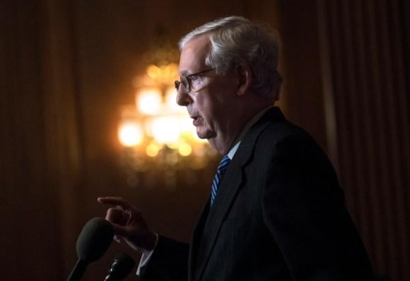 Conferenza stampa della Conferenza repubblicana del Senato degli Stati Uniti
