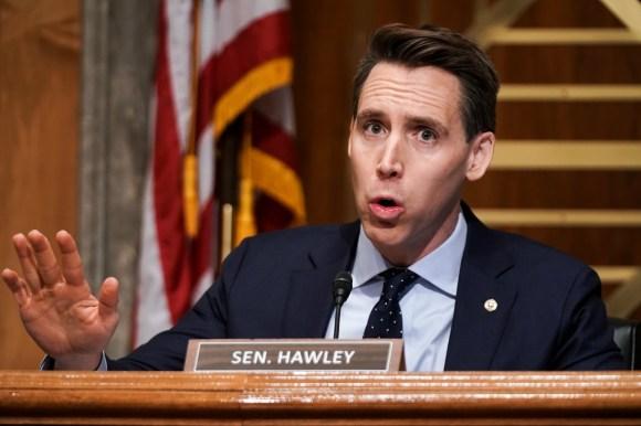 """Audizione della commissione per la sicurezza interna e gli affari governativi del Senato degli Stati Uniti per """"Esaminare le irregolarità nelle elezioni del 2020"""""""