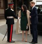 Il Duca e la Duchessa di Sussex partecipano ai Wellchild Awards