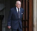 Il 22 luglio 2020 il principe Filippo (dx) britannico, duca di Edimburgo, arriva per il trasferimento della cerimonia del colonnello in capo dei fucili al castello di Windsor a Windsor.Il principe Filippo, duca di Edimburgo, lascerà il suo ruolo come colonnello in C