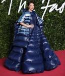 The Fashion Awards, Arrivi, Royal Albert Hall di Londra, Regno Unito