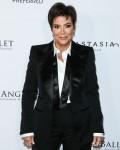 La personalità televisiva Kris Jenner arriva al Los Angeles Ballet Gala 2020 che si tiene all'Eli and E ...