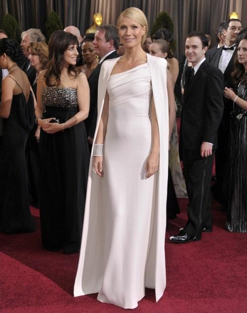 84a edizione degli Academy Awards 2012 - Arrivi