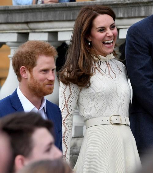Tea Party a Buckingham Palace