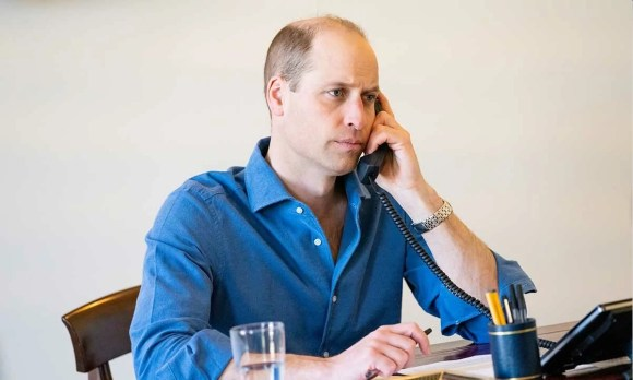 william NHS call