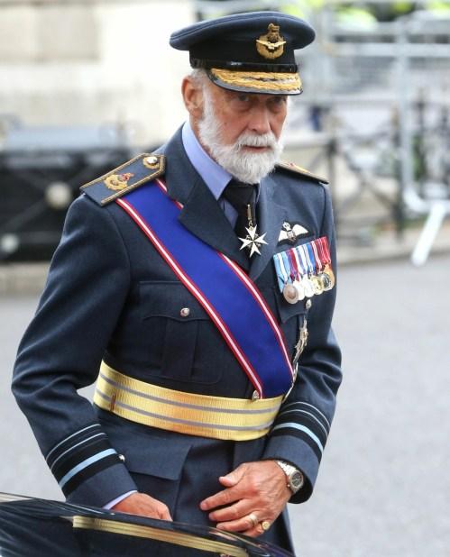 100 ° anniversario della Royal Air Force