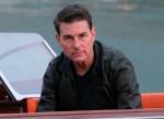 Tom Cruise e Rebecca Ferguson sono stati visti girare le ultime scene dell'MI7 a Venezia!