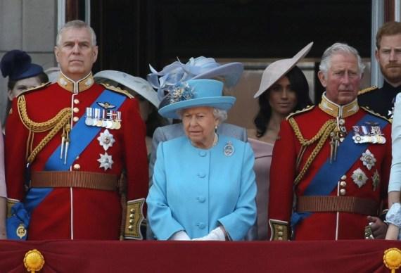 Duca di York, il principe Andrea continua a essere indagato sul suo coinvolgimento nel caso Jeffery Epstein! **FILE FOTO**