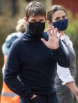 Tom Cruise e Hayley Atwell avvistati sul set di Mission Impossible 7 nello Yorkshire