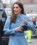 Il Duca e la Duchessa di Cambridge visitano l'ente benefico Cinemagic a Belfast