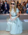 Front Row - Christian Dior Haute Couture Autunno/Inverno 2021/2022