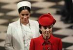 La britannica Kate, duchessa di Cambridge, e Meghan, la duchessa del Sussex, se ne vanno