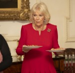 The Duchess of Cornwall Christams