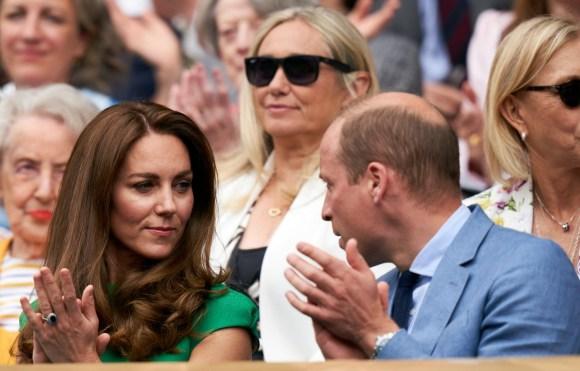 DESCRIPTION at the Wimbledon Championships 2021