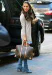 """Jessica Mulroney arriva alla """"Brideside Bridesmaid"""" a New York"""