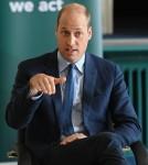 Il principe William incontra i capi della PSNI, dei vigili del fuoco e dei servizi di ambulanza a Belfast