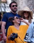 Jennifer Lopez e Ben Affleck si sono innamorati perdutamente durante una vacanza a Capri, in Italia