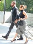Ben Affleck e Jennifer Lopez fanno acquisti nel negozio di abbigliamento Zara a LA