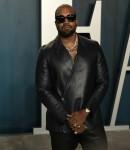 Kanye West partecipa alla festa degli Oscar di Vanity Fair 2020 per celebrare la 92a edizione degli Academy Awards...