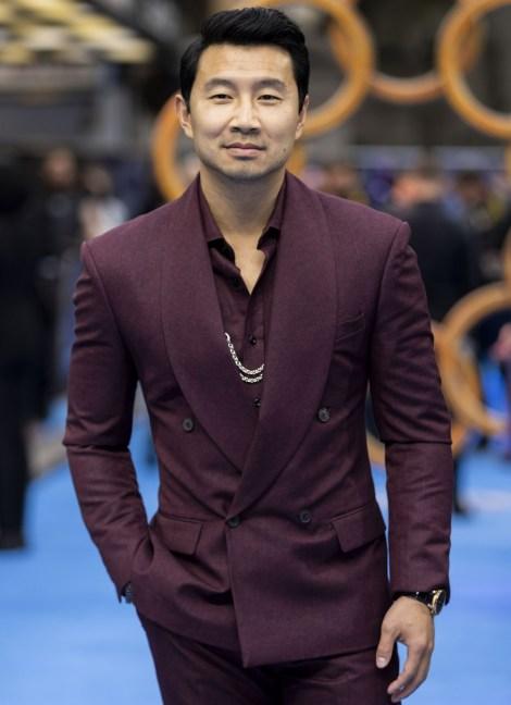 'Shang-Chi e la leggenda dei dieci anelli' premiere del film, Londra, Regno Unito