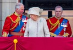Cerimonia Trooping the Colour, Londra, Regno Unito - 8 giugno 2019