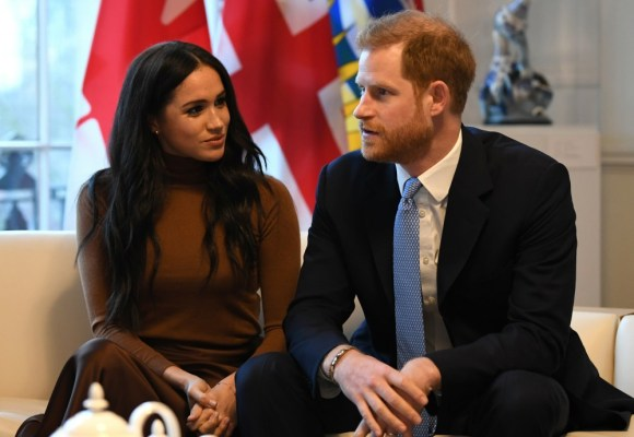 Britain's Prince Harry, Duke of Sussex and Meghan, Duchess of Sussex, thanked Canada House for the warm Canadian hospitality and support they received in London on January 7, 2020 during their recent visit to Canada.