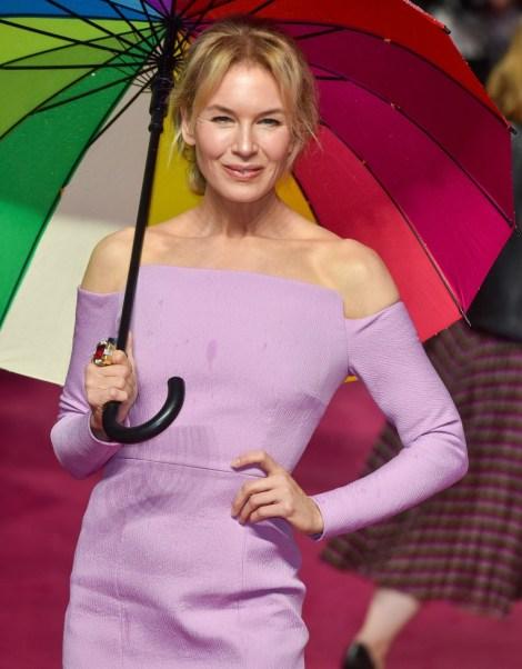"Renee Zellweger arriva alla prima europea di ""Judy"""